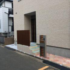 2020年8月 埼玉県所沢市S様邸